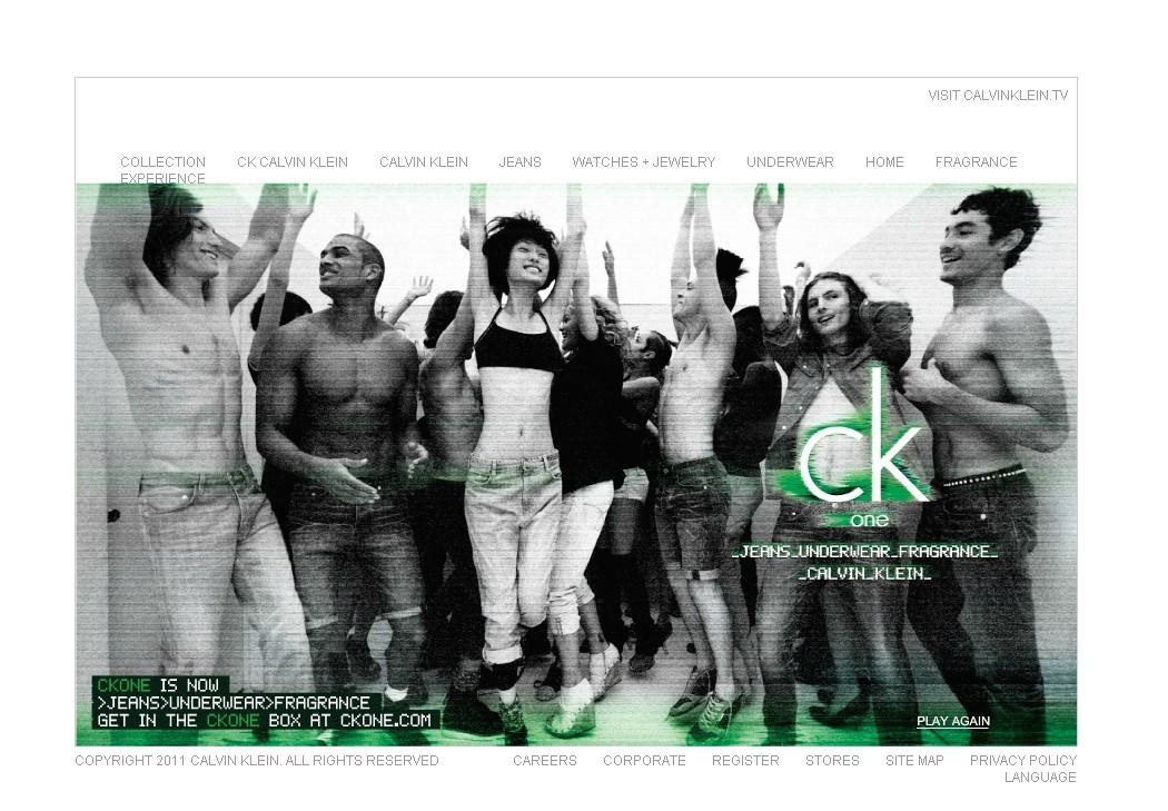美国卡尔文·克莱恩Calvin Klein官网