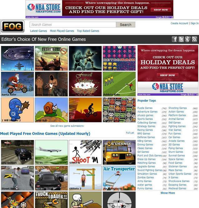 美國Free Online Games