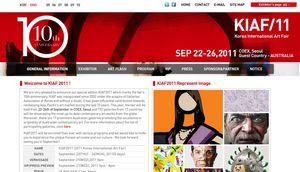 韩国国际艺术博览会官网