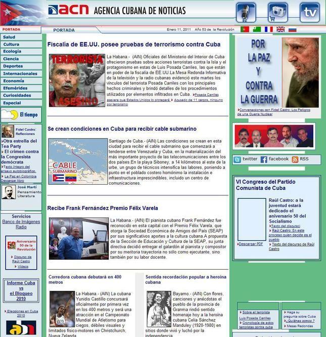 古巴ACN新聞網