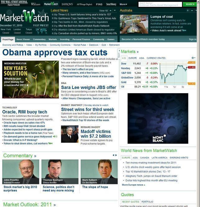 美國Market Watch