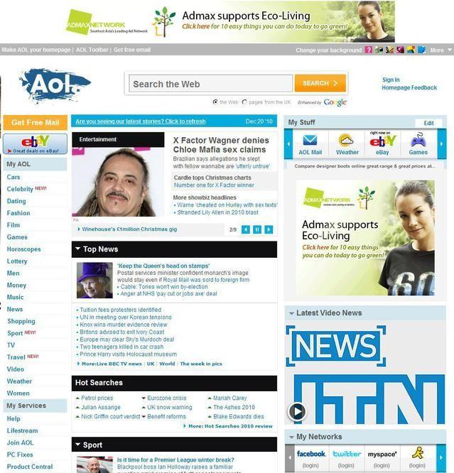英國AOL