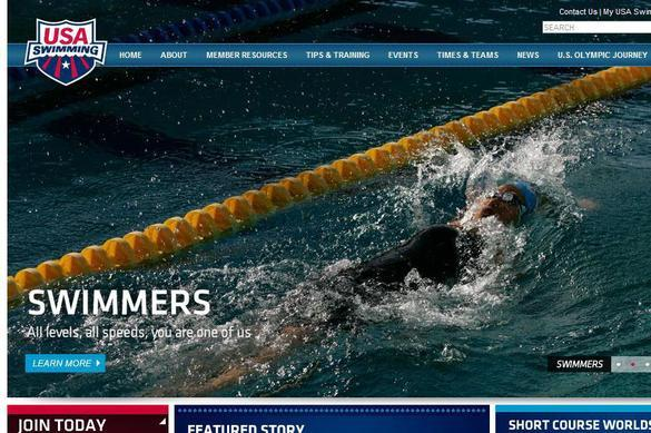 美國游泳協會