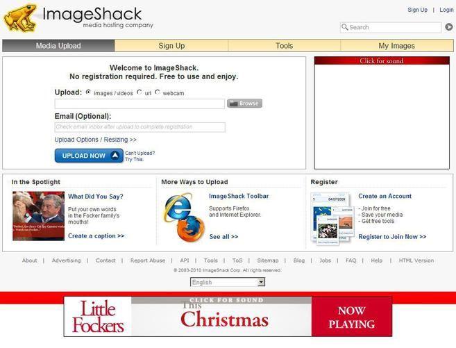 美国ImageShack