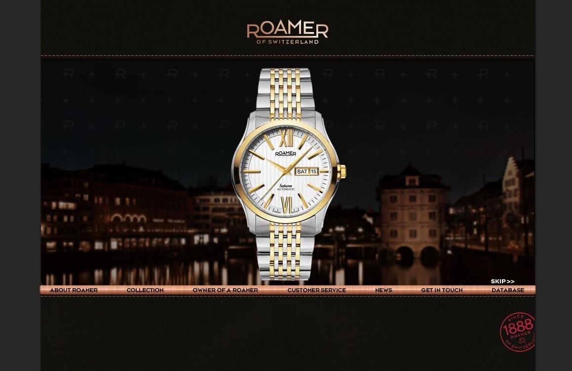 Roamer羅馬表