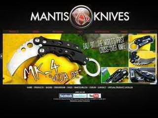 美國螳螂刀具