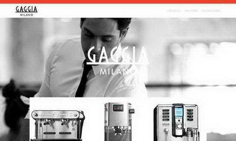 GAGGIA咖啡機