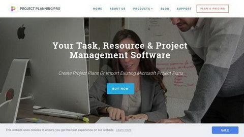 projectplanningpro官網