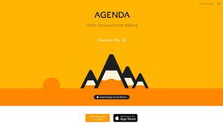 agenda.官网