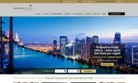 新加坡酒店预订