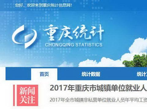 重慶統計信息網