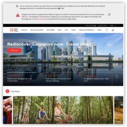 新加坡旅游局官方网站