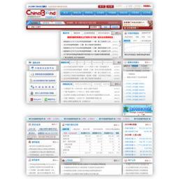 中國債券信息網