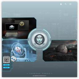 Terrans Force(未来人类)官方网站