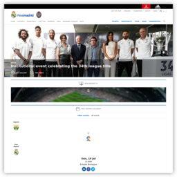 皇家馬德里足球俱樂部